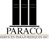 Paraco - services parajuridiques inc.
